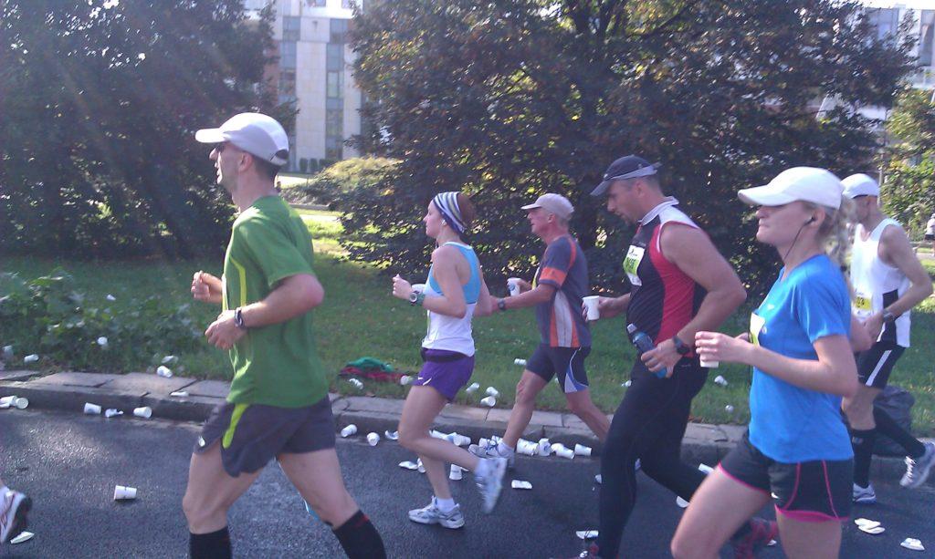 pierwszy maraton run the world