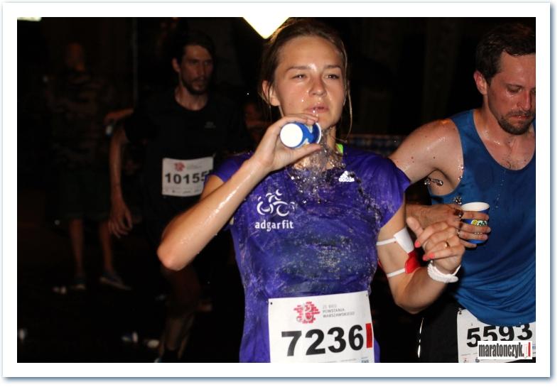 bieg powstania maratończyk