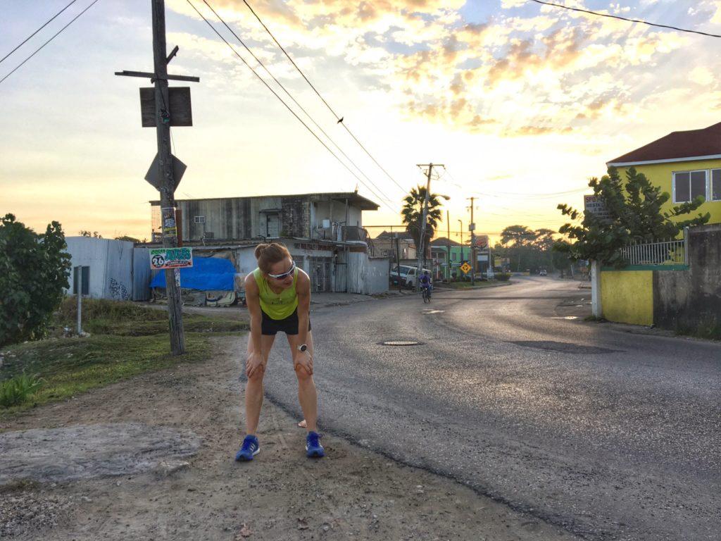 bieganie jamajka