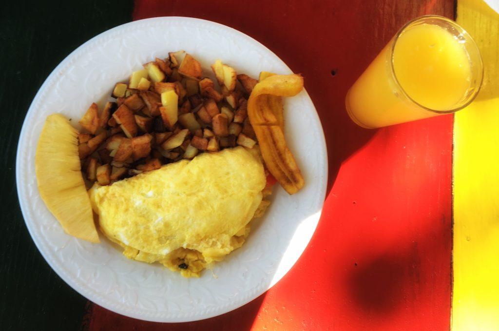 jamajka jedzenie