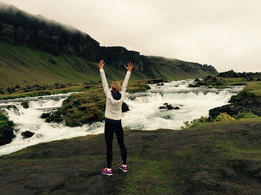 bieganie po świecie islandia