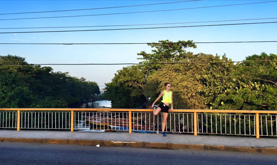 jamajka bieganie