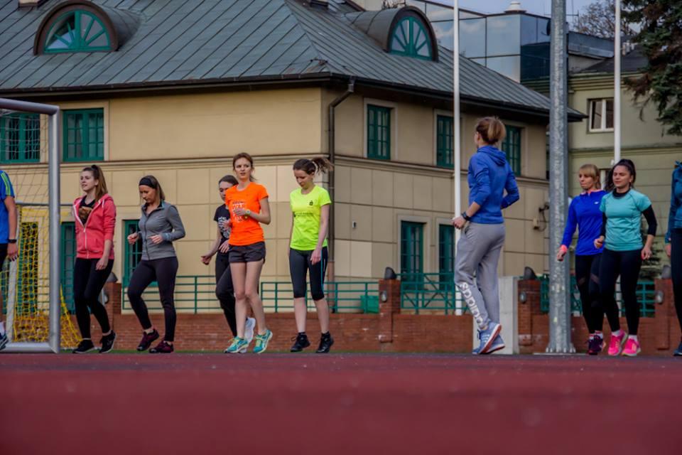 grupy biegowe