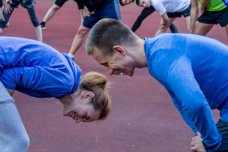 grupowe treningi biegowe