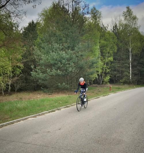 pierwszy rower szosowy