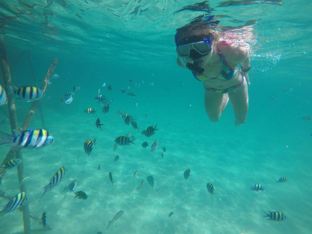 swimming tajlandia